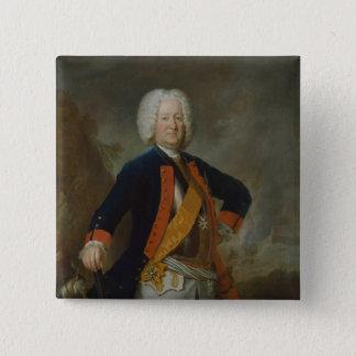 Field Marshal Count Finck von Finckenstein 15 Cm Square Badge