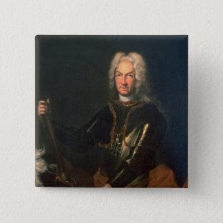 Field Marshall Count Guidobald von Starhemberg 15 Cm Square Badge