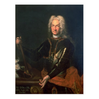 Field Marshall Count Guidobald von Starhemberg Postcard