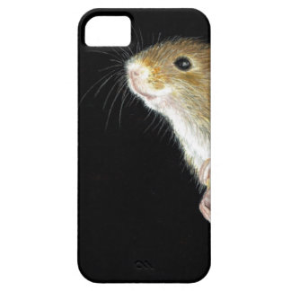 Field Mouse design iPhone 5 Cases