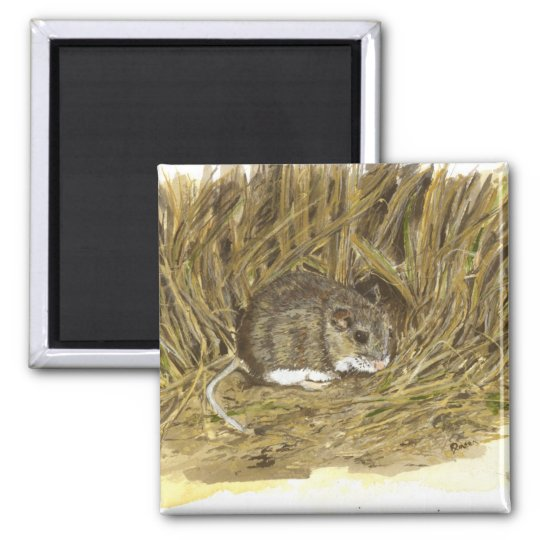 Field Mouse Magnet