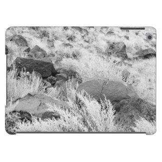 Field of Basalt iPad Air Covers