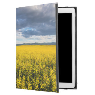 """Field Of Canola In Late Evening Light iPad Pro 12.9"""" Case"""