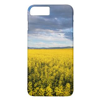 Field Of Canola In Late Evening Light iPhone 8 Plus/7 Plus Case