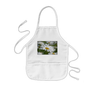 Field of Daisies Kids Apron