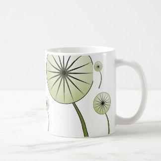 Field of Dandelions Mugs