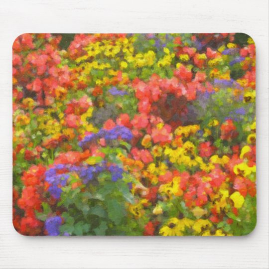 Field of Flowers Mousepad