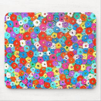 Field of Flowers Mousepad