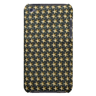 Field of gold stars at World War II Memorial Case-Mate iPod Touch Case