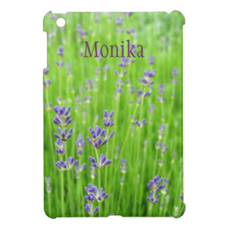 Field of Lavender iPad Mini Cover