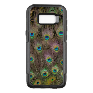 Field Of Peacock Feathers OtterBox Commuter Samsung Galaxy S8+ Case