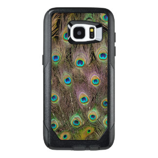 Field Of Peacock Feathers OtterBox Samsung Galaxy S7 Edge Case