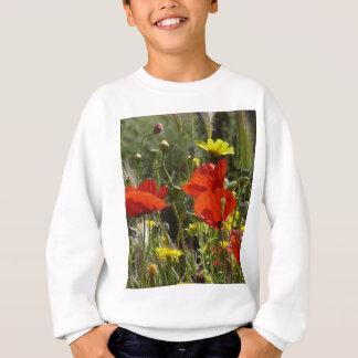 Field of Poppies Sweatshirt