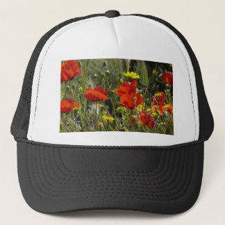 Field of Poppies Trucker Hat