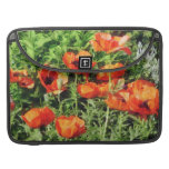 Field of Red Poppies Sleeves For MacBooks