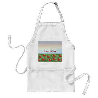 Field of Strawberries Standard Apron