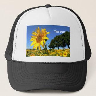 Field Of Sunflowers, Sunflower (P) Trucker Hat