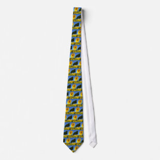 Field Of Sunflowers, Sunflower Tie