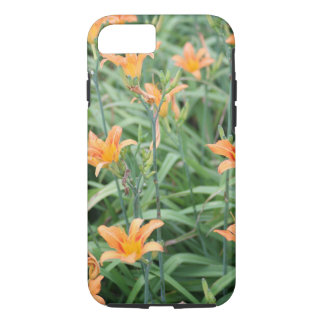 Field of Tiger Lily Lilies Flowers iPhone 7 Case