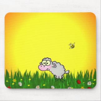Field Sheep Mouse Mat