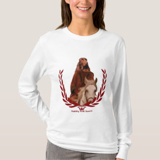 Field Spaniel T-Shirt Nobility