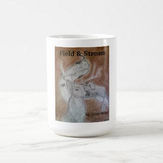 Field & Stream Basic White Mug