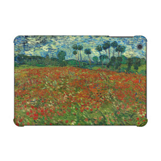 Field with Poppies by Van Gogh Fine Art