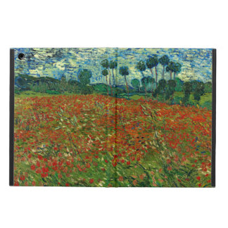 Field with Poppies by Van Gogh Fine Art iPad Air Case