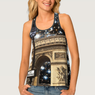 FIELDS ELYSIUM STARS TANK TOP