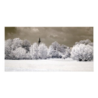 Fields Infrared Photography Photo Cards