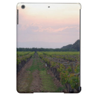Fields of crops 3 cover for iPad air