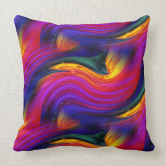 Fields of the Nephilim Throw Cushion