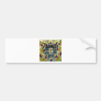 Fiends: Flowers that never fade Bumper Sticker