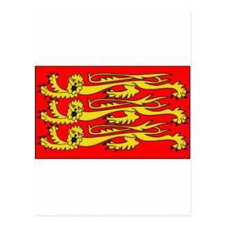 Fier d'être Normand Postcard
