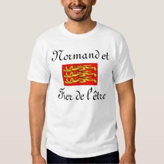 Fier d'être Normand Tee Shirts