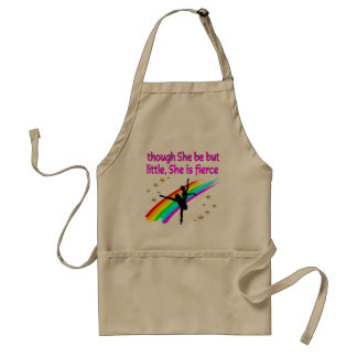 FIERCE AND MIGHTY DANCER STANDARD APRON