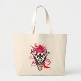 Fierce Tote Bags