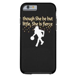 FIERCE BASKETBALL PLAYER TOUGH iPhone 6 CASE