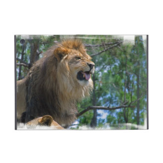 Fierce Lion iPad Mini Cover