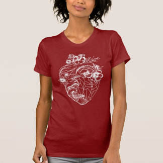 Fierce Love Crystal Real Heart Rebirth T T-Shirt