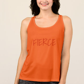 FIERCE or YOUR TEXT shirts & jackets