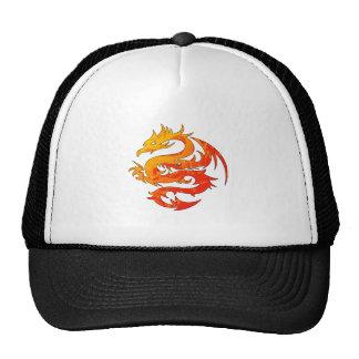 FIERY DRAGON CAP