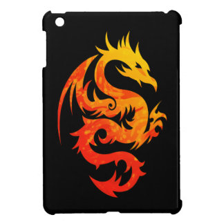 FIERY DRAGON iPad MINI CASE
