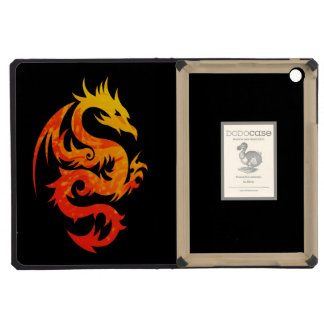FIERY DRAGON iPad MINI CASES