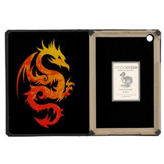 FIERY DRAGON iPad MINI COVER