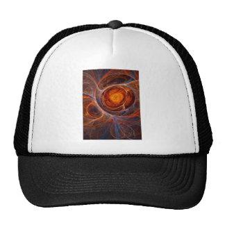 Fiery eye cap