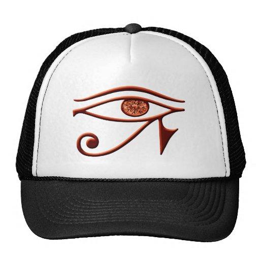 Fiery Eye Of Horus Hat