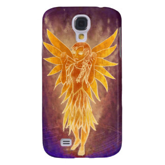 Fiery Fairy Galaxy S4 Case