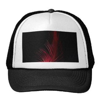 Fiery Feather Cap