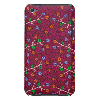 Fiery Forest Of Leaves Barely There iPod Cases